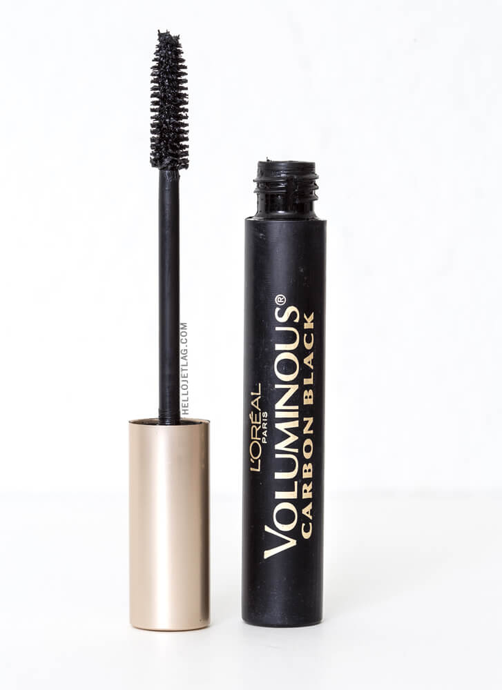 Loreal Carbon Black Mascara
