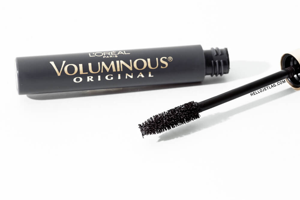L'Oreal Voluminous Mascara Review