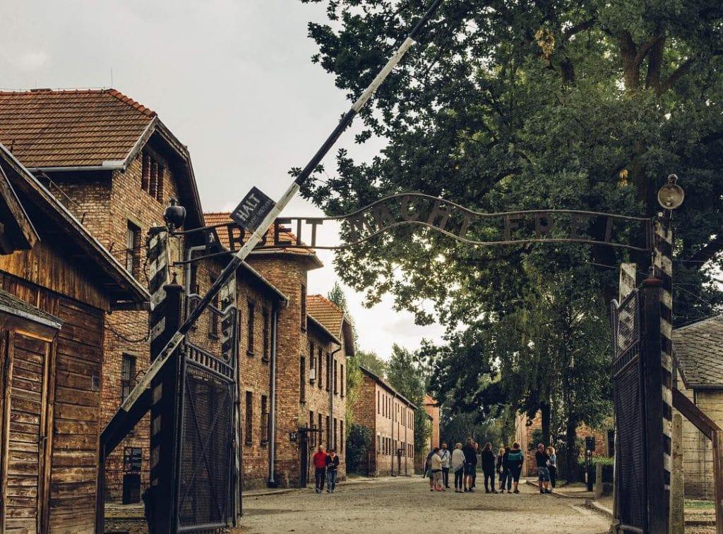 Salt Mine + Auschwitz Same Day