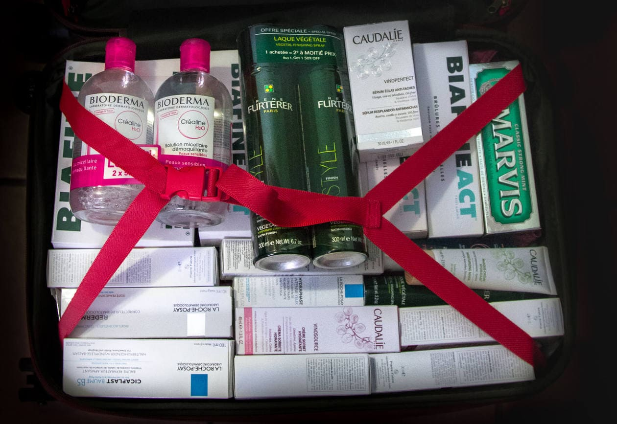 City Pharma Paris // How to Save Money of French Skin Care in Paris