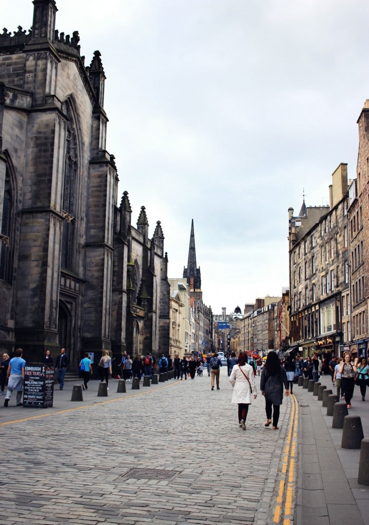 Edinburgh Queen's Street