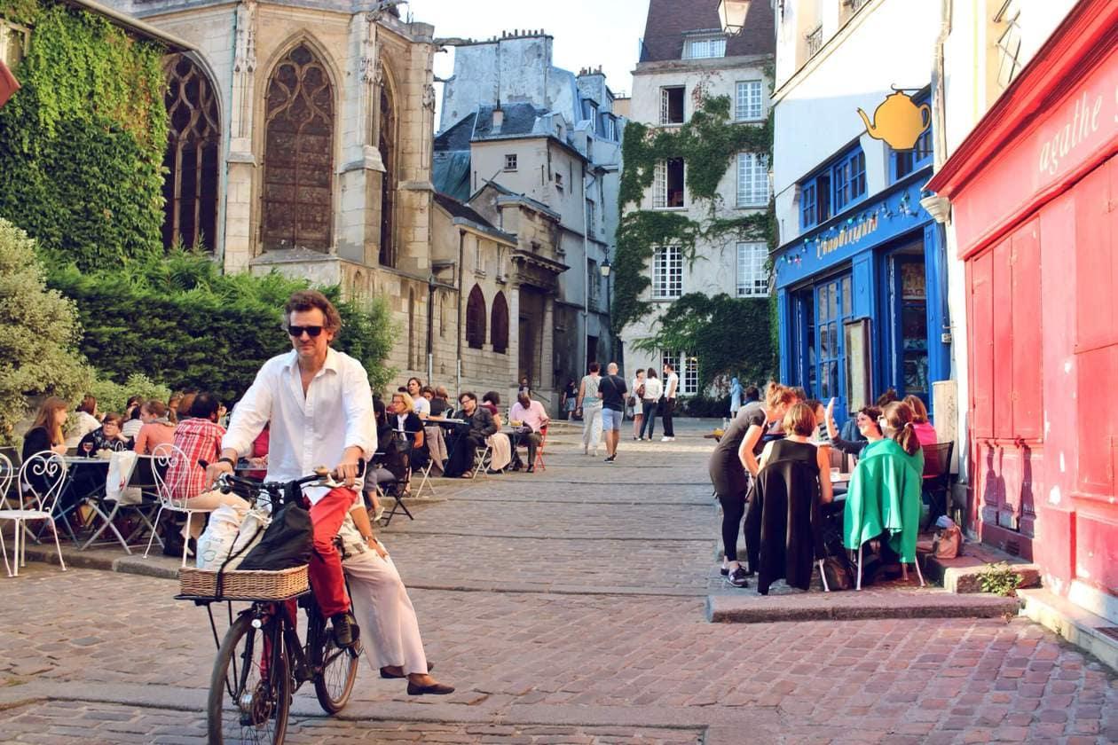 Paris Cafe's and Apertifs