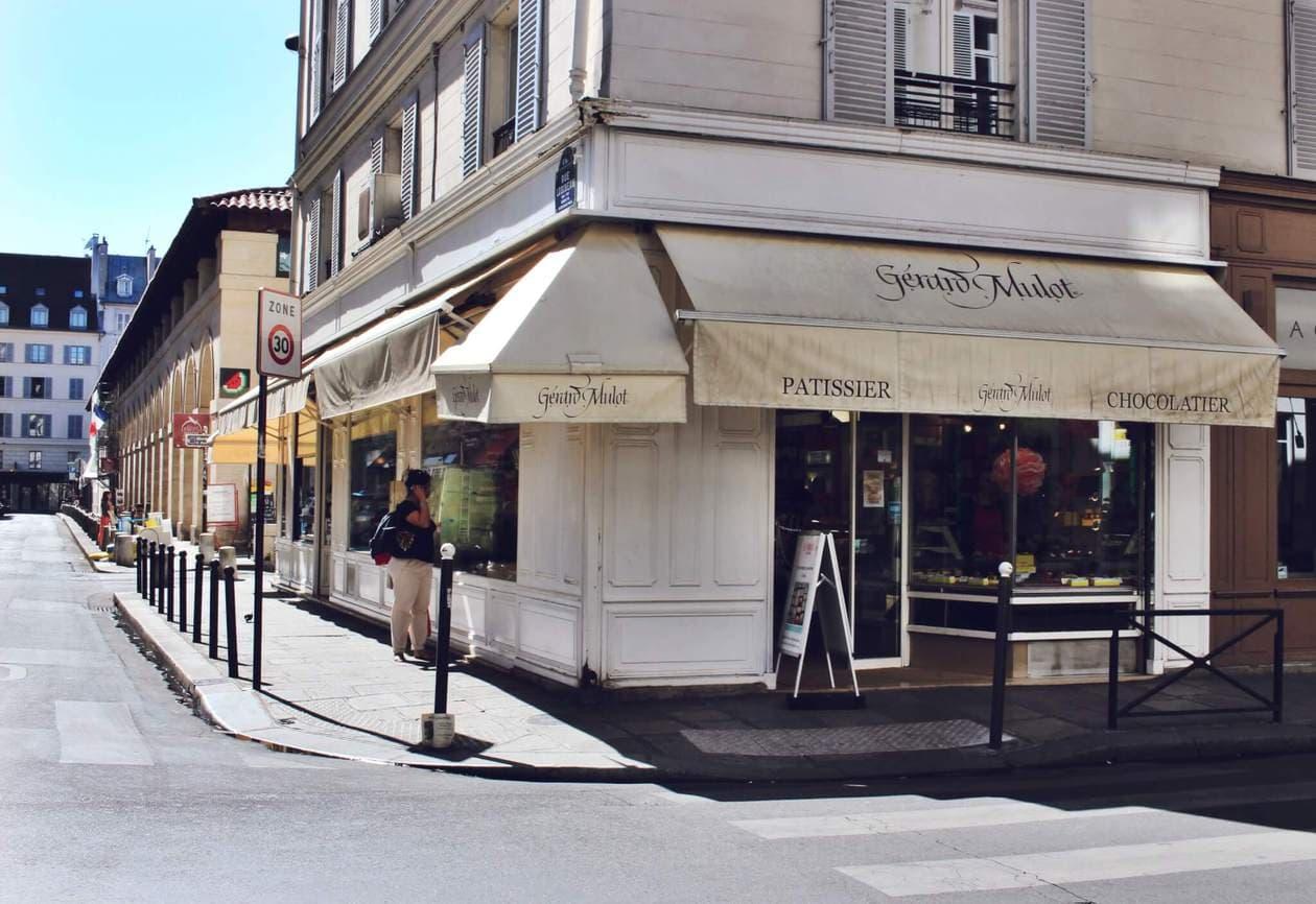 Gerard Mulot Paris