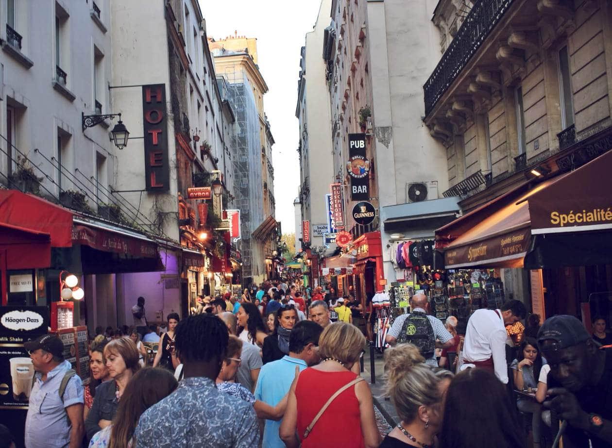 Paris' Latin Quarter