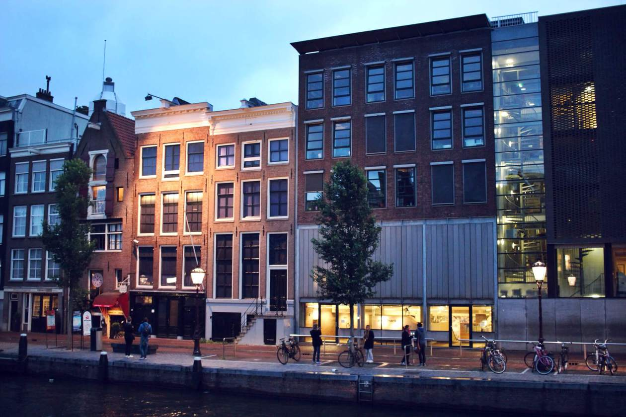 15 Hours In Amsterdam