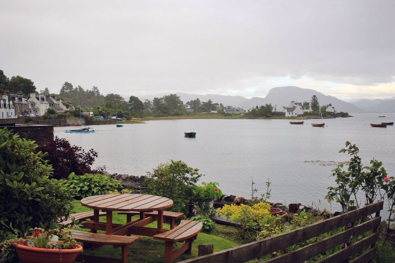 Plockton - Scottish Highlands