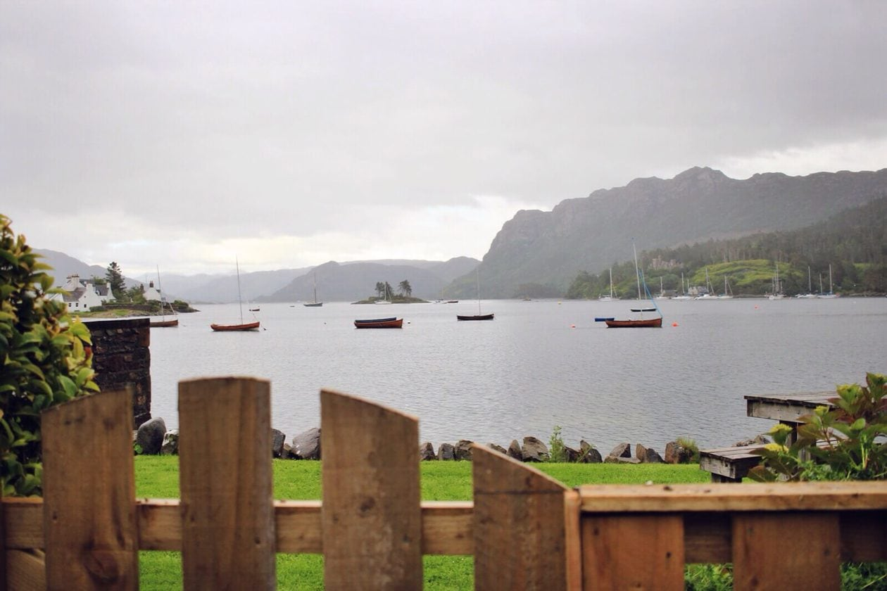 Plockton - Scottish Highlands