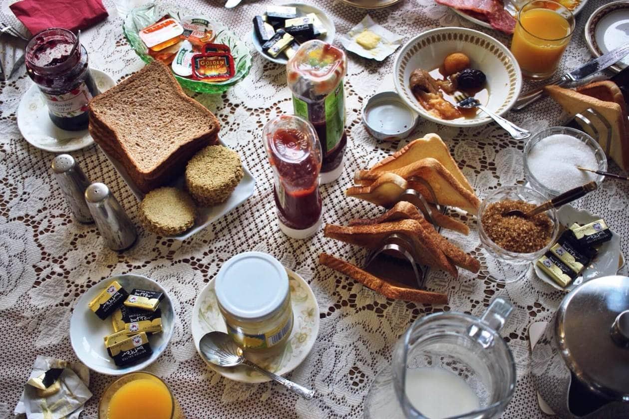 Driseach B&B Plockton Breakfast