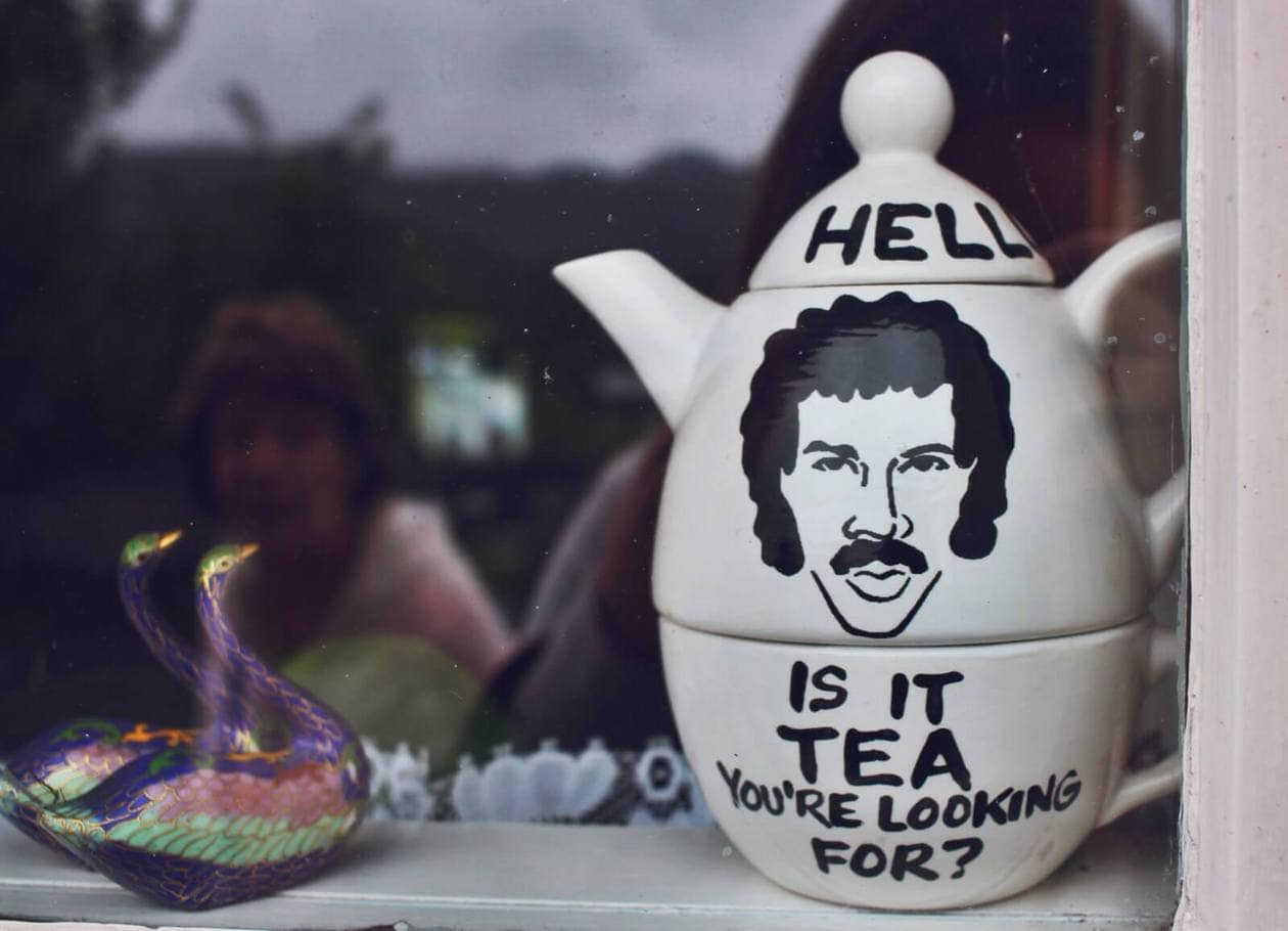 Hello, Is it Tea You're looking for