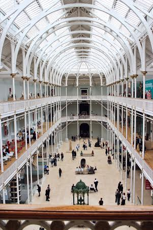 Edinburgh National Gallery Museum