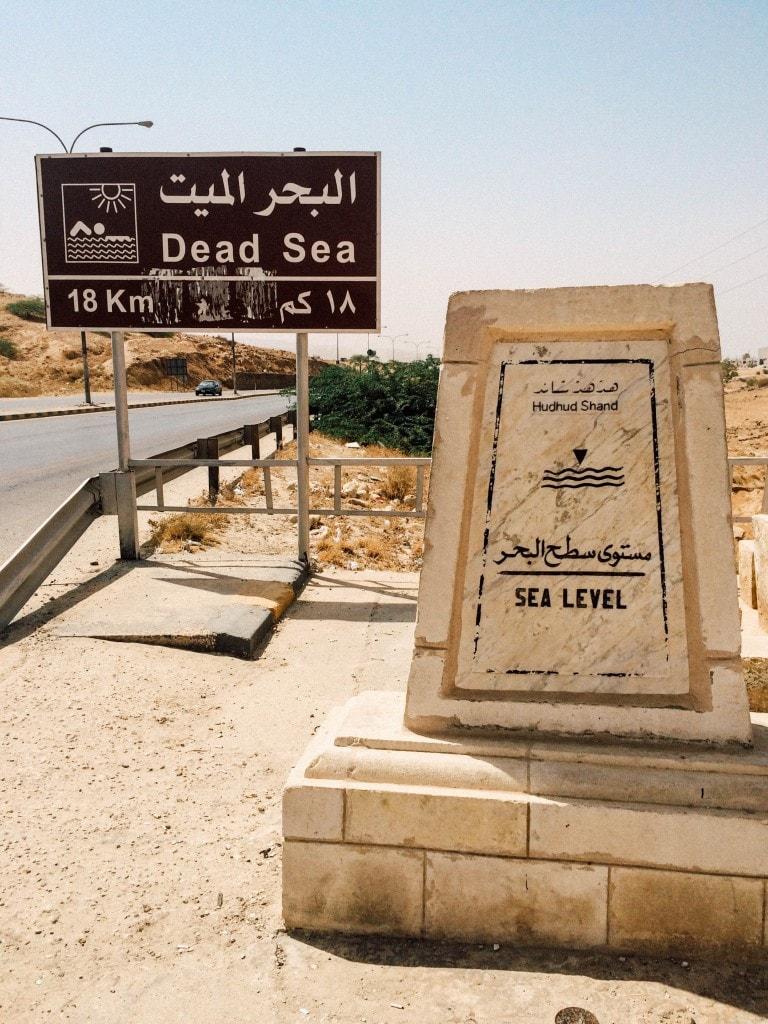 The Dead Sea Amman Jordan