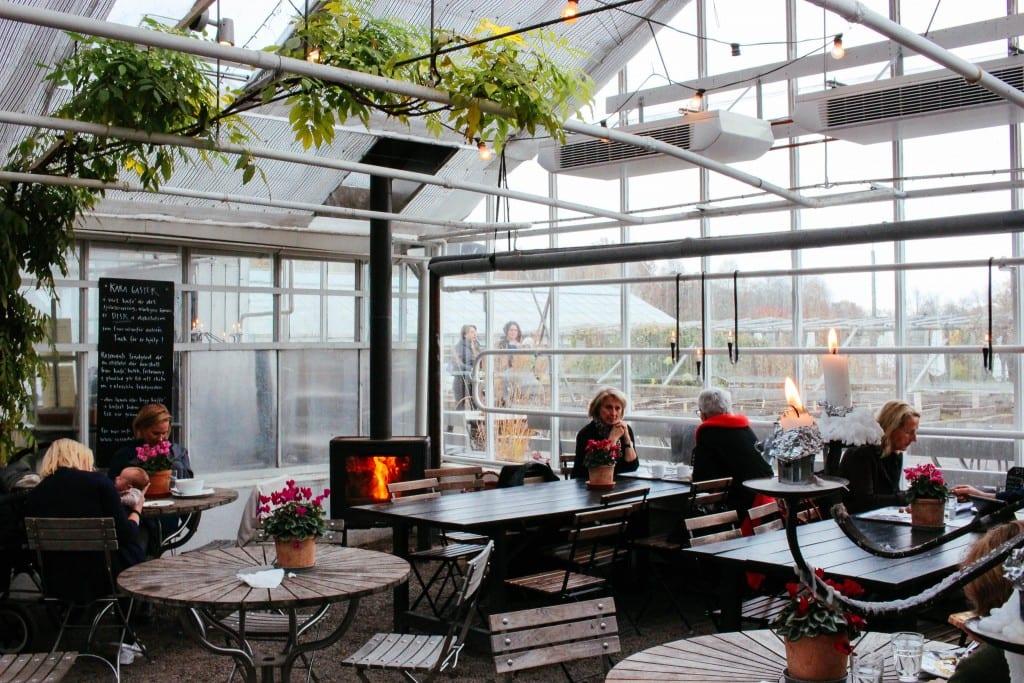 Rose's Cafe, Djurgården