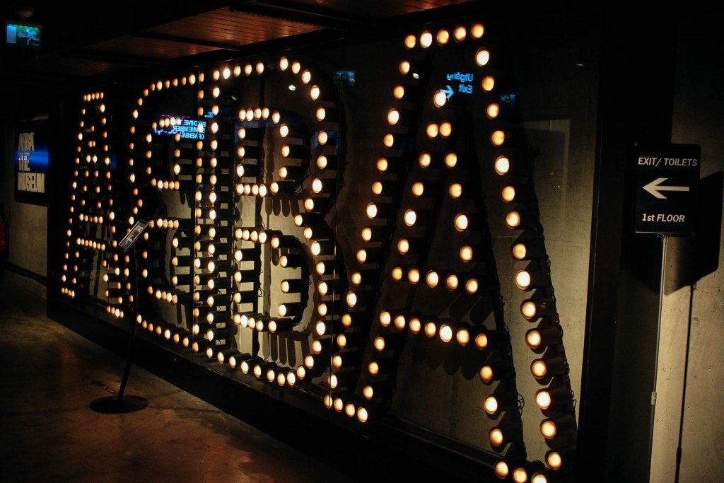 The Abba Museum Stockholm