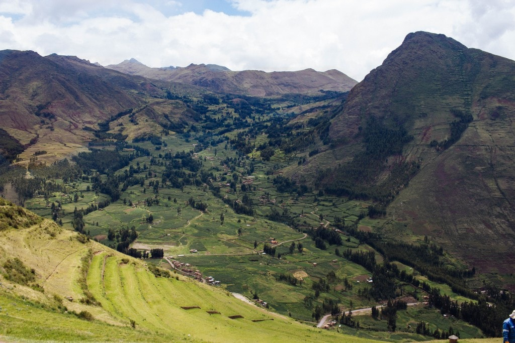 The Sacred Valley: Pisac