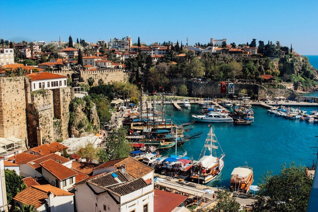 Kaleici , Antalya