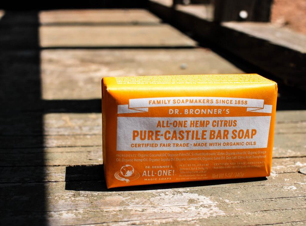 From the local community levels to a global scale, Dr. Bronner's is making a huge difference in the world and is the epitome of a true, eco-friendly brand. Keep reading to learn about their environmental, fair trade and organic practices, as well has how I use it to clean my makeup brushes and beauty blenders. And discover why it's the perfect soap for traveling.
