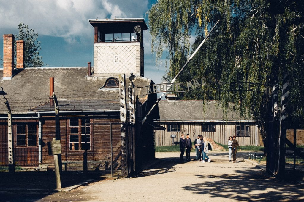 A Visit to Auschwitz