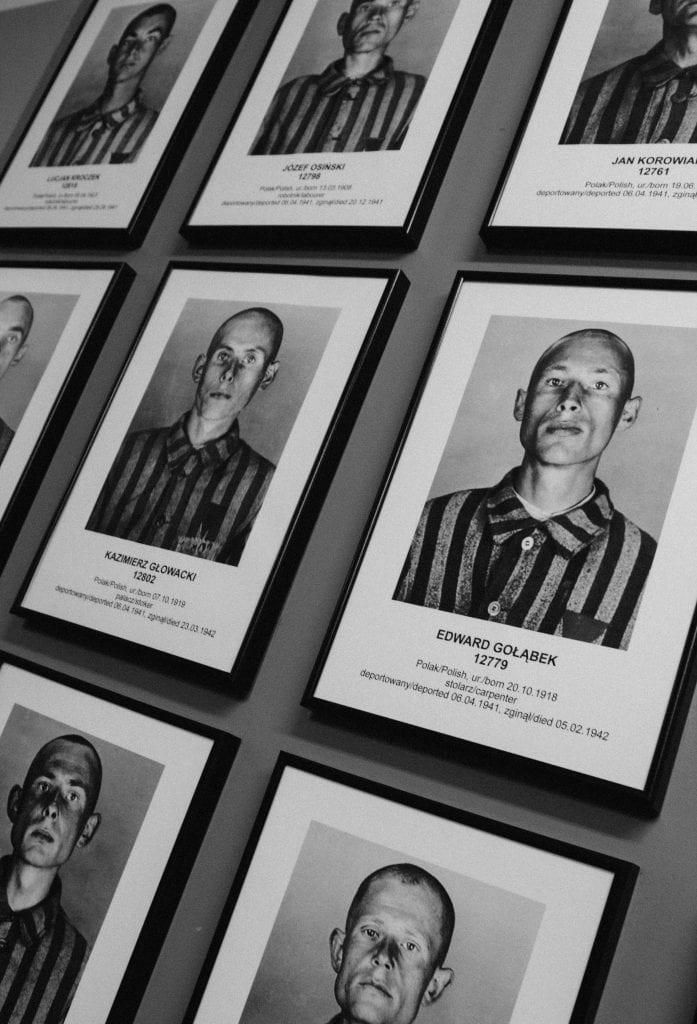 Auschwitz Victims