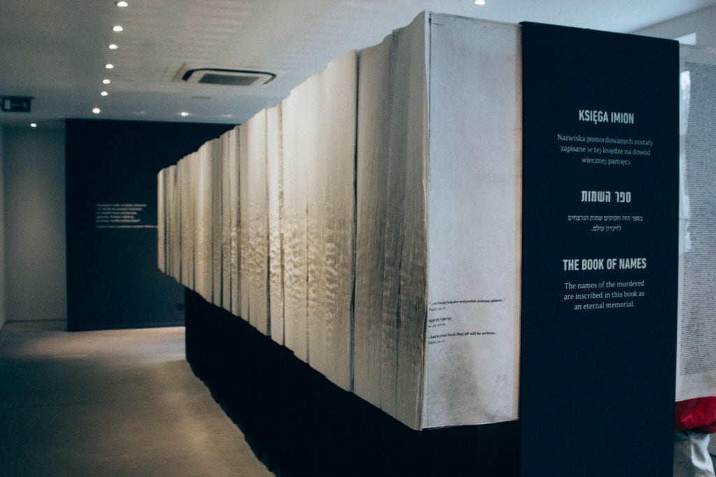 The Book of Names   Auschwitz - Birkenau
