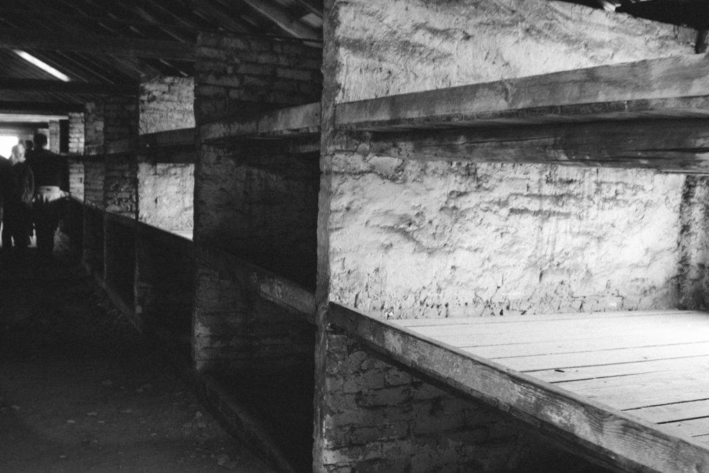 Women's Barracks at Auschwitz - Birkenau