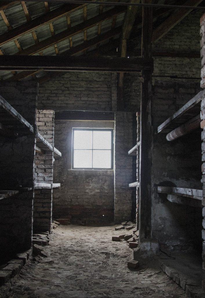 Auschwitz Beds