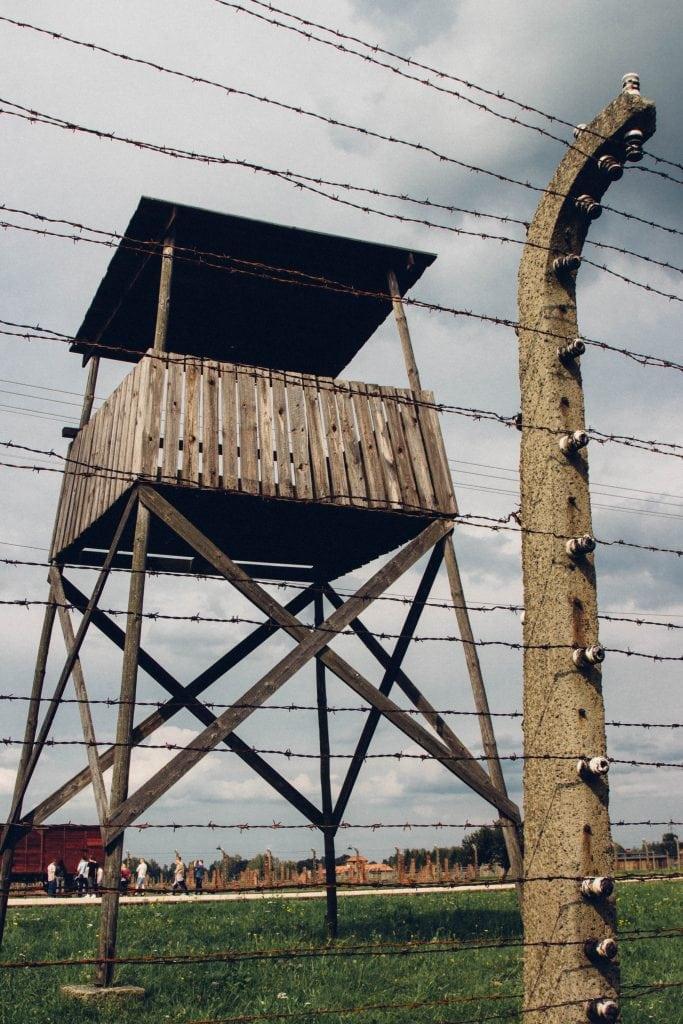 Auschwitz - Birkenau Watch Tower
