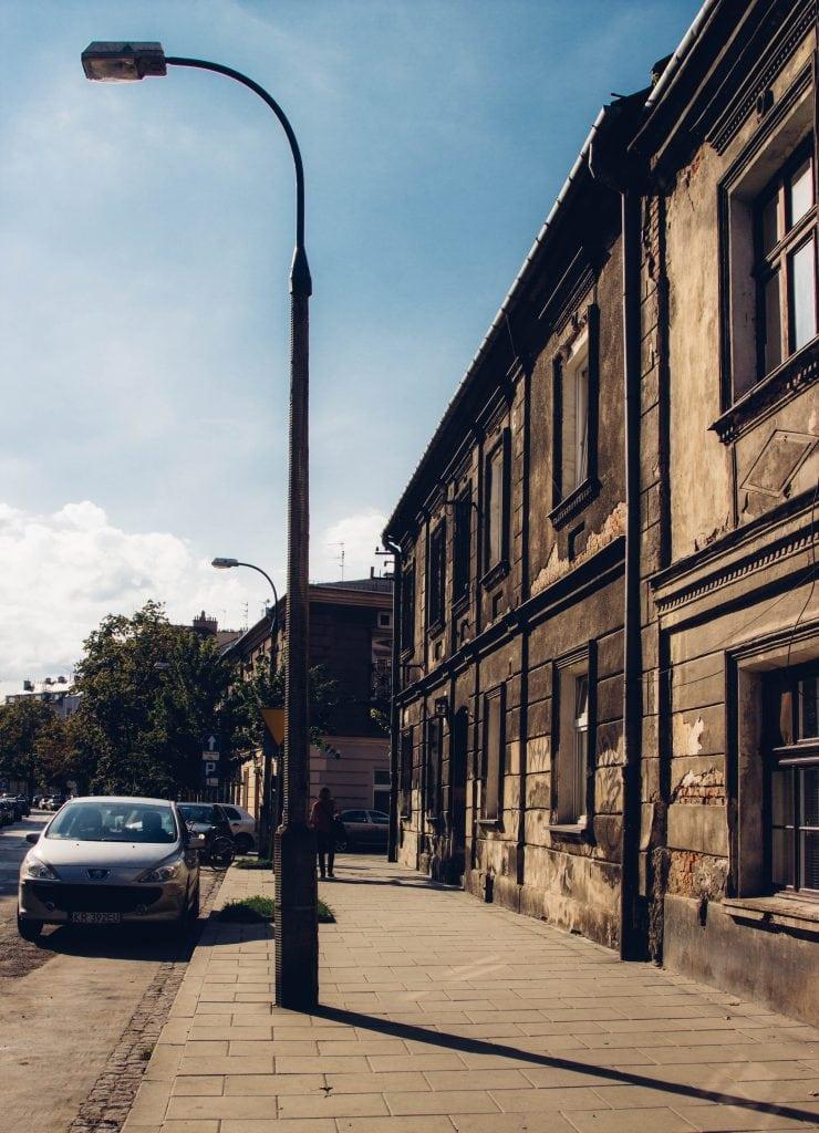 The Krakow Jewish Ghetto