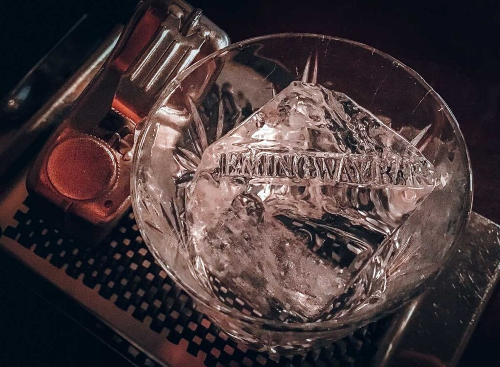 Hemingway Bar in Prague