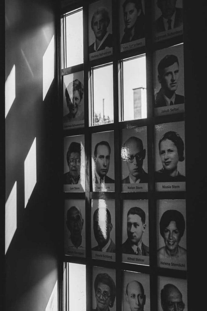 """""""Schindler's Jews"""" Memorial"""