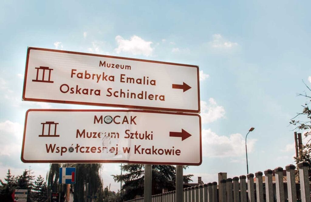 How to get to Schindler's Factory Museum