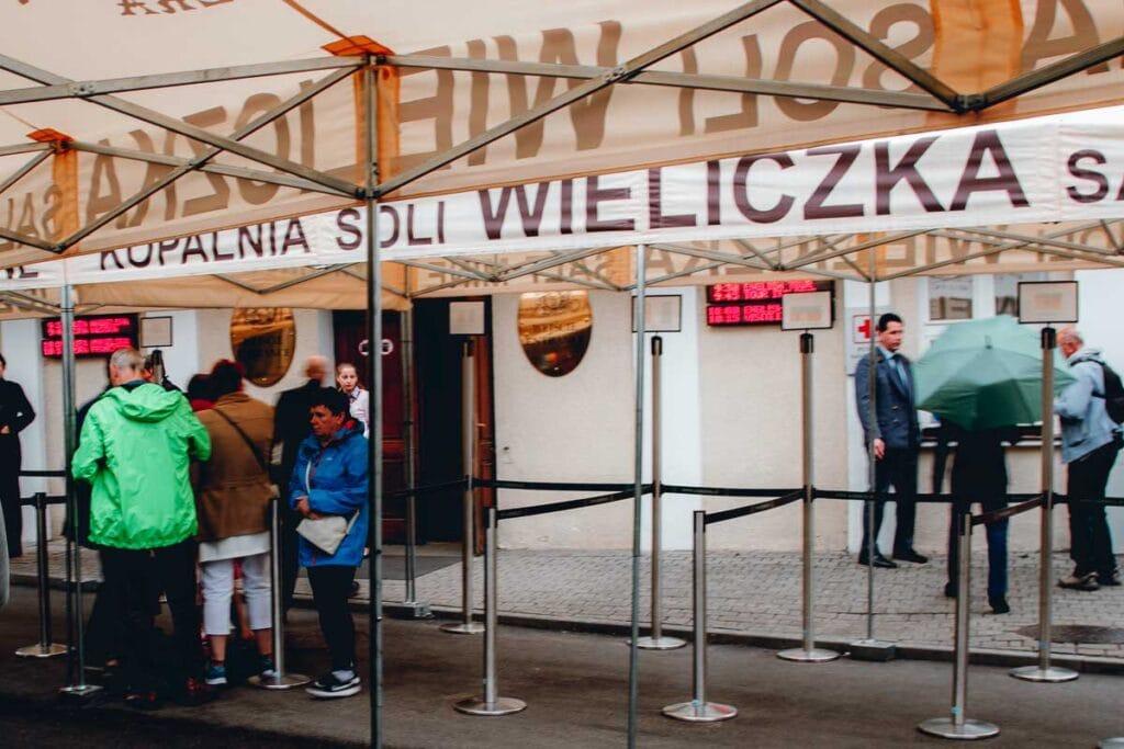 Wieliczka Salt Mine Tickets
