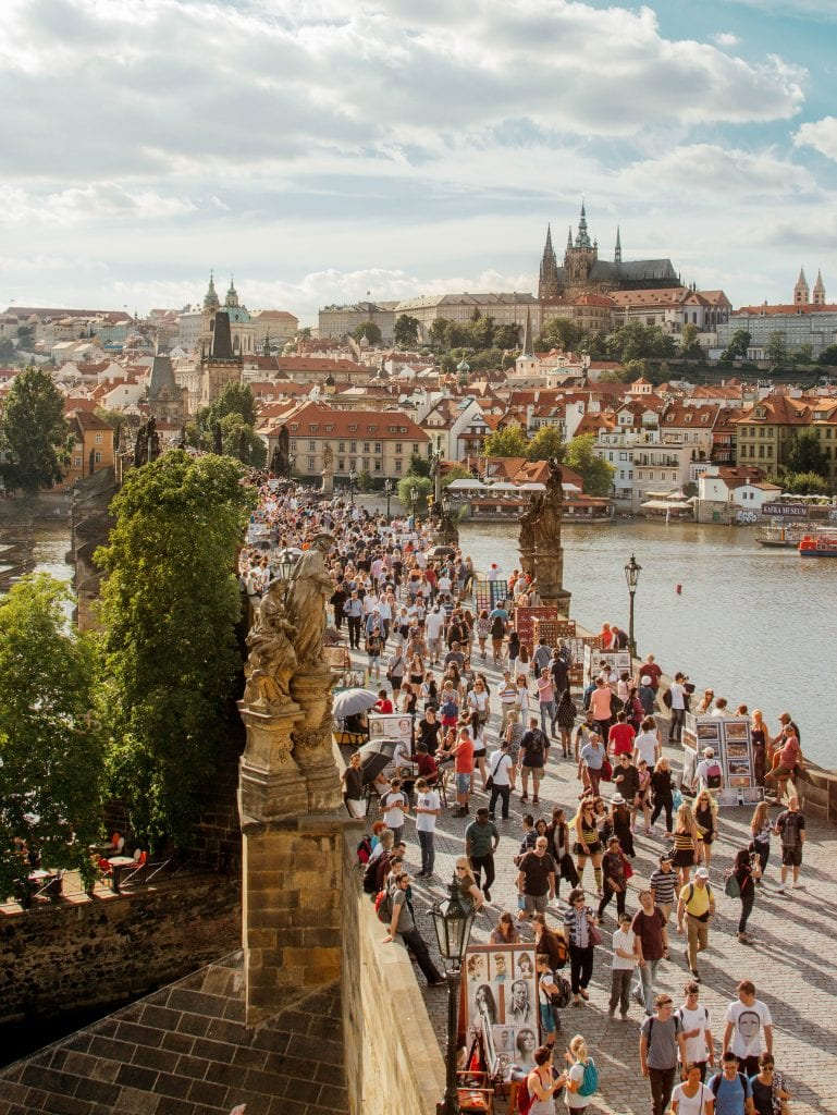 Where to Go in Prague for the Best Views of the City