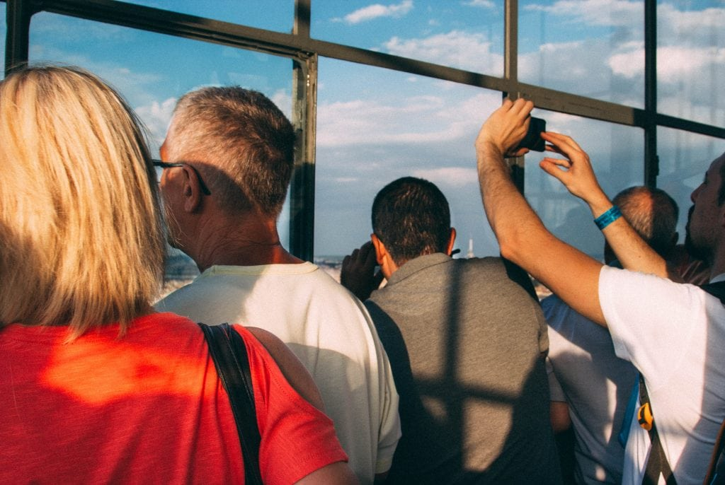 The Best Views in Prague // Petrin Hill Lookout Tower