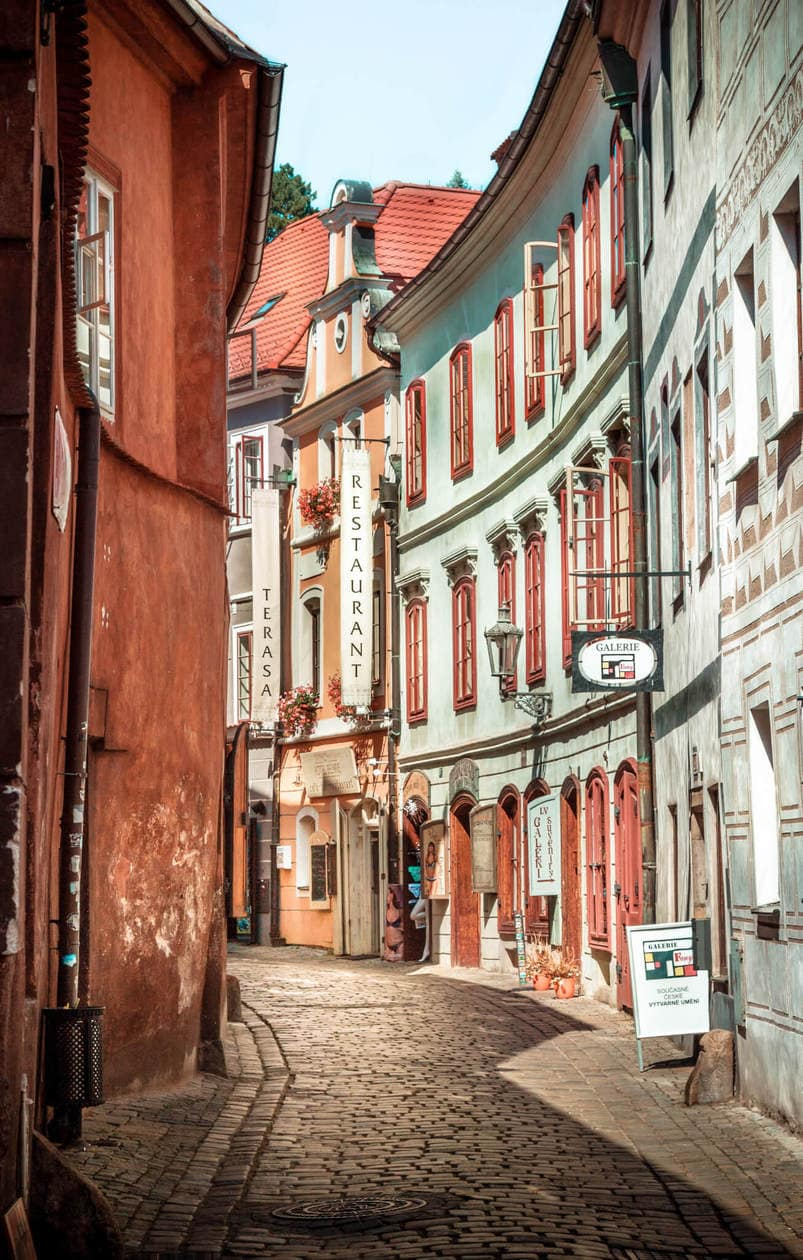 Tips for Traveling to Cesky Krumlov