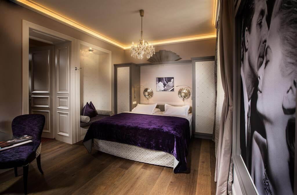 Where to Stay in Salzburg // Bristol Hotel