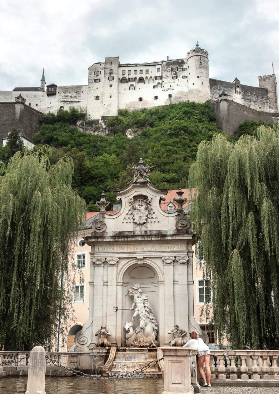 The Top 10 Things to do in Salzburg, Austria // Salzburg Castle