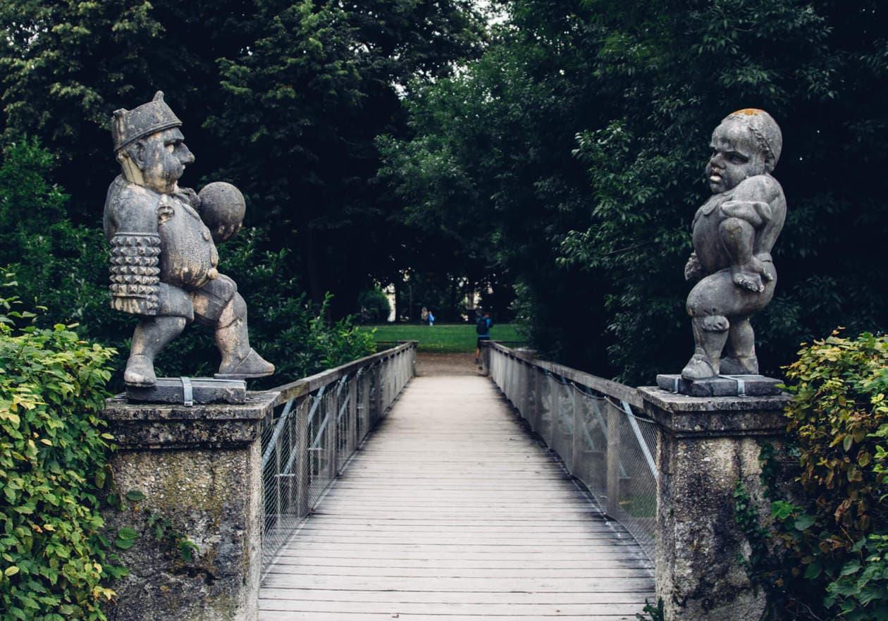 The Gnome Garden, Mirabell Gardens