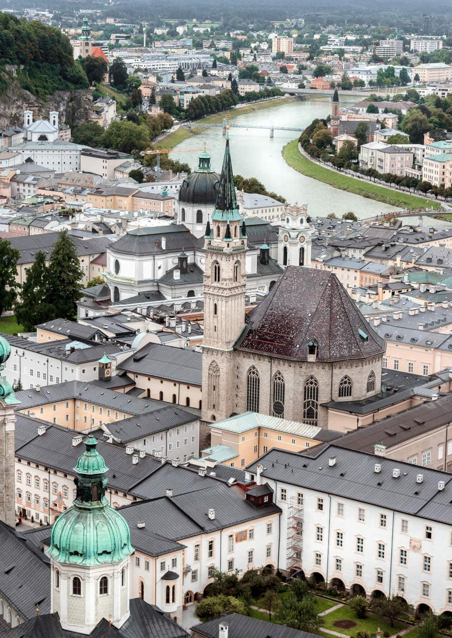 Best View of Salzburg