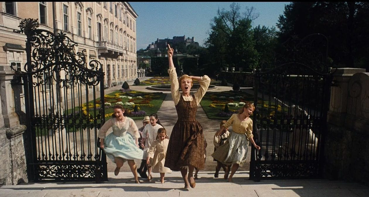 The Sound of Music Steps