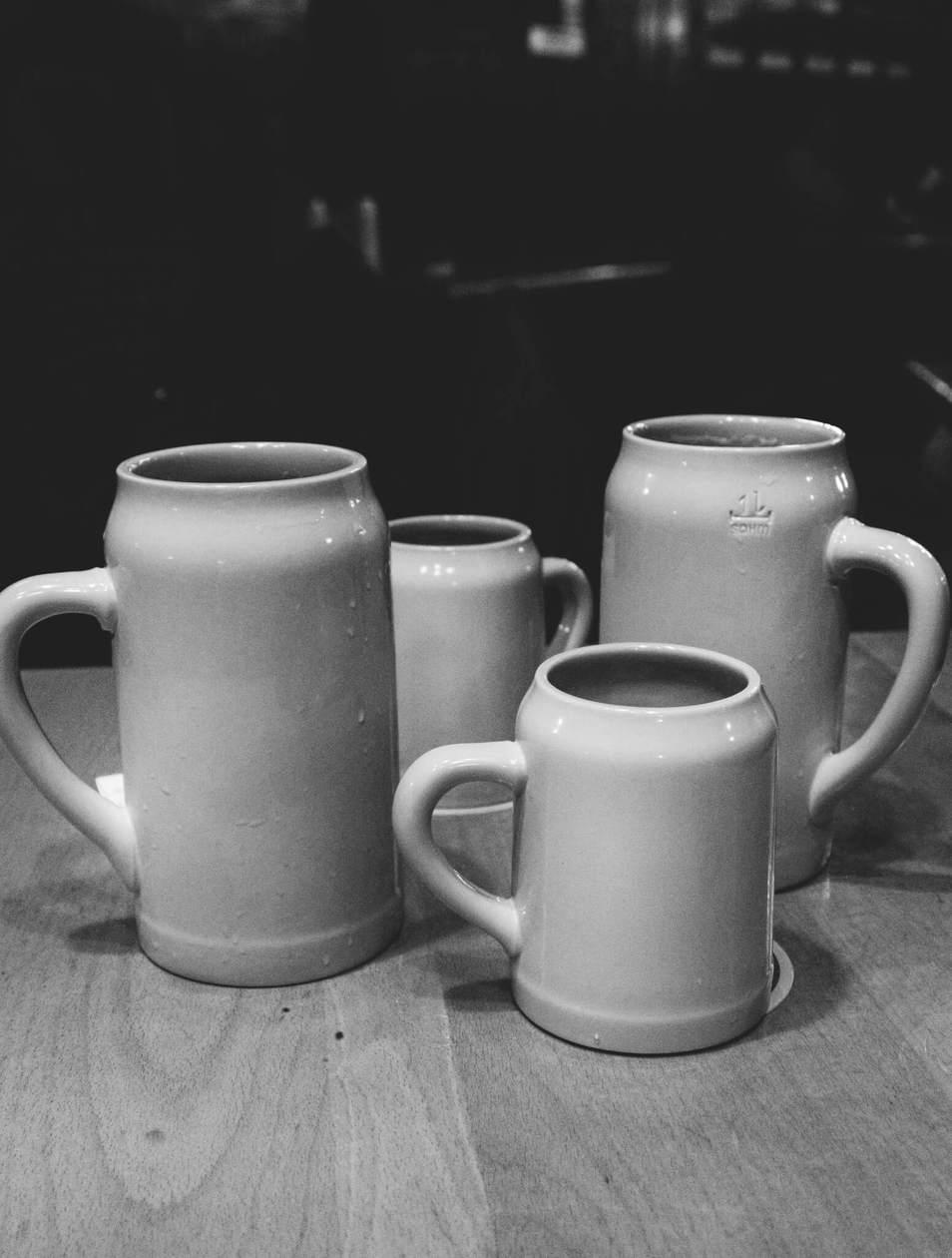 Augustiner Brau Salzburg - Stone Mugs