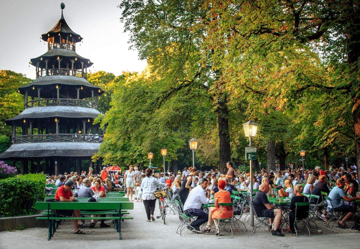 Chinesischer Turm The Best Beer Garden In Munich