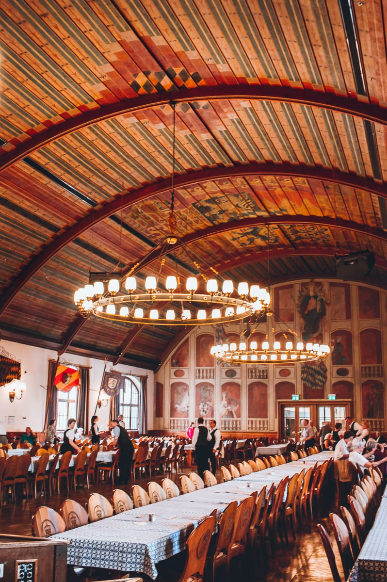 Hofbrauhaus Festival Hall