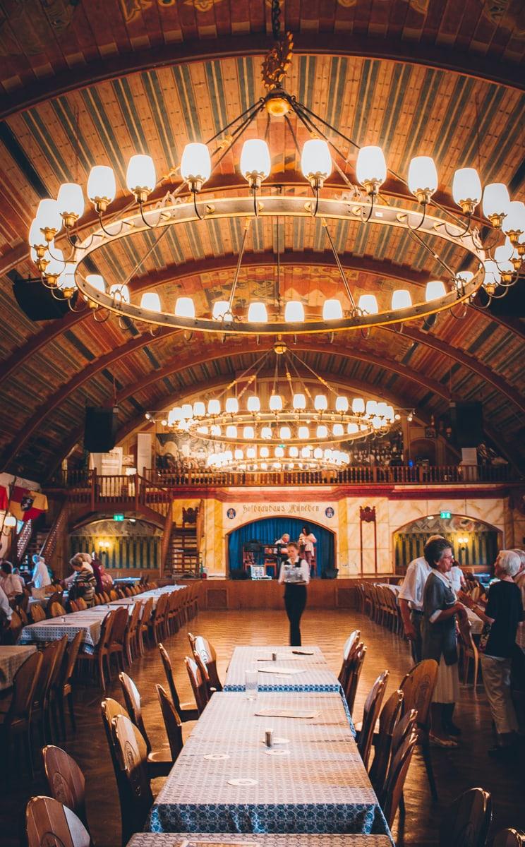 Festsaal Hofbrauhaus