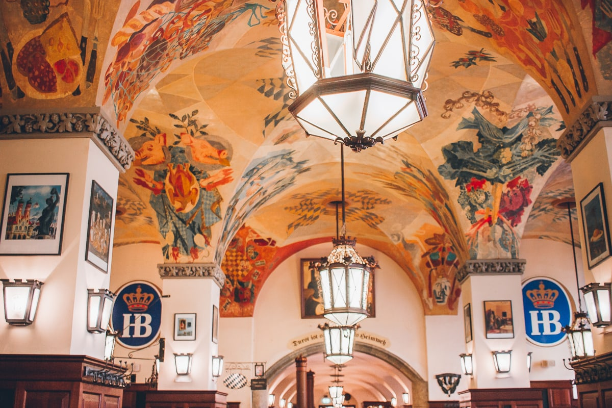 Hofbrauhaus Beer Hall