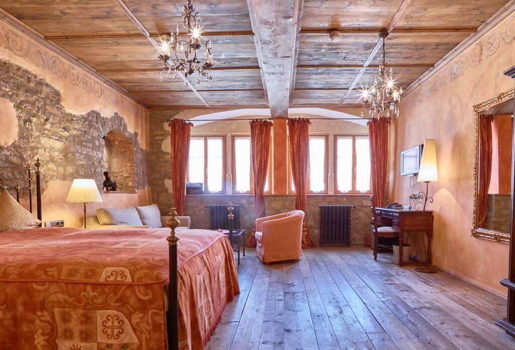 Historik Hotel Gotisches Haus Garni in Rothenburg ob der Tauber