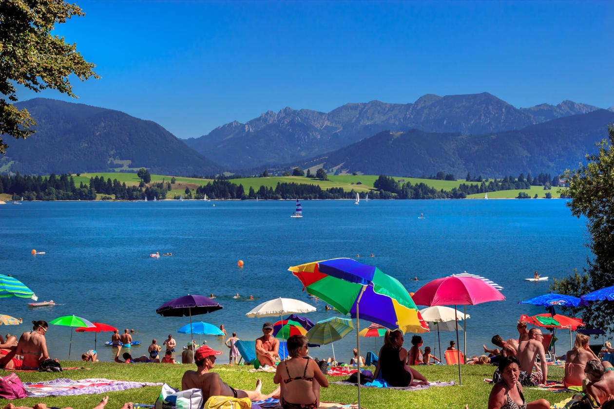 Off the Beaten Path: Bavarian Alps