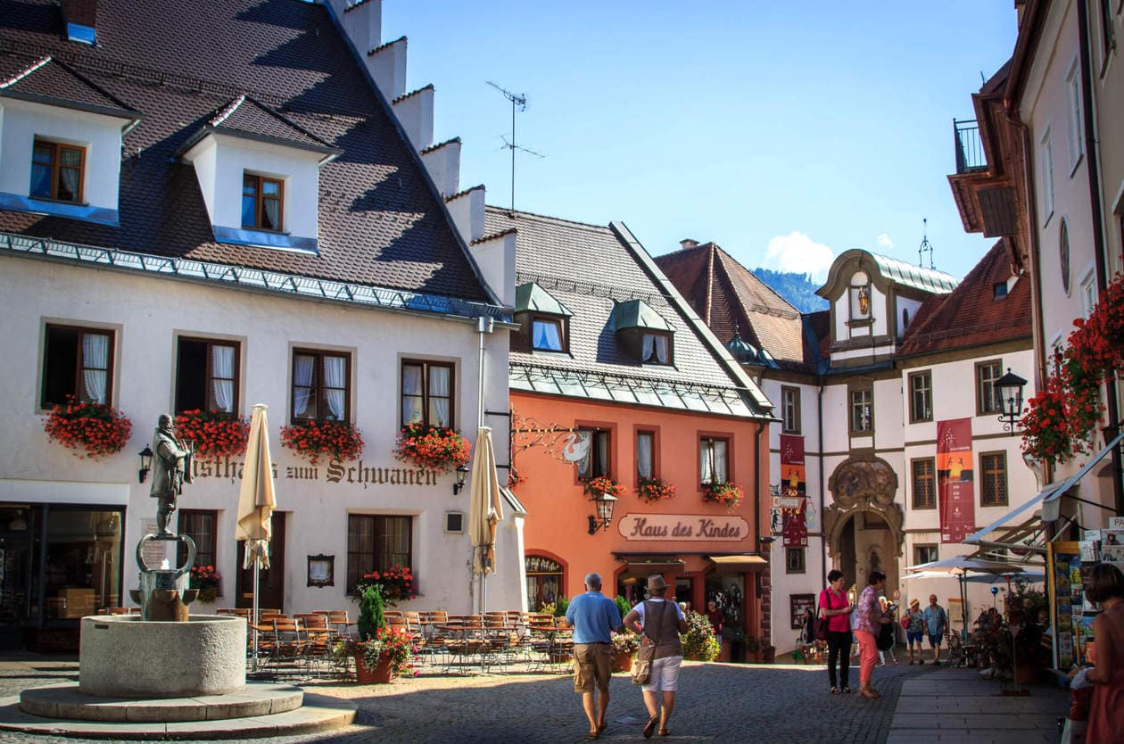 The Romantic Road 5 Things To Do In Fussen Germany
