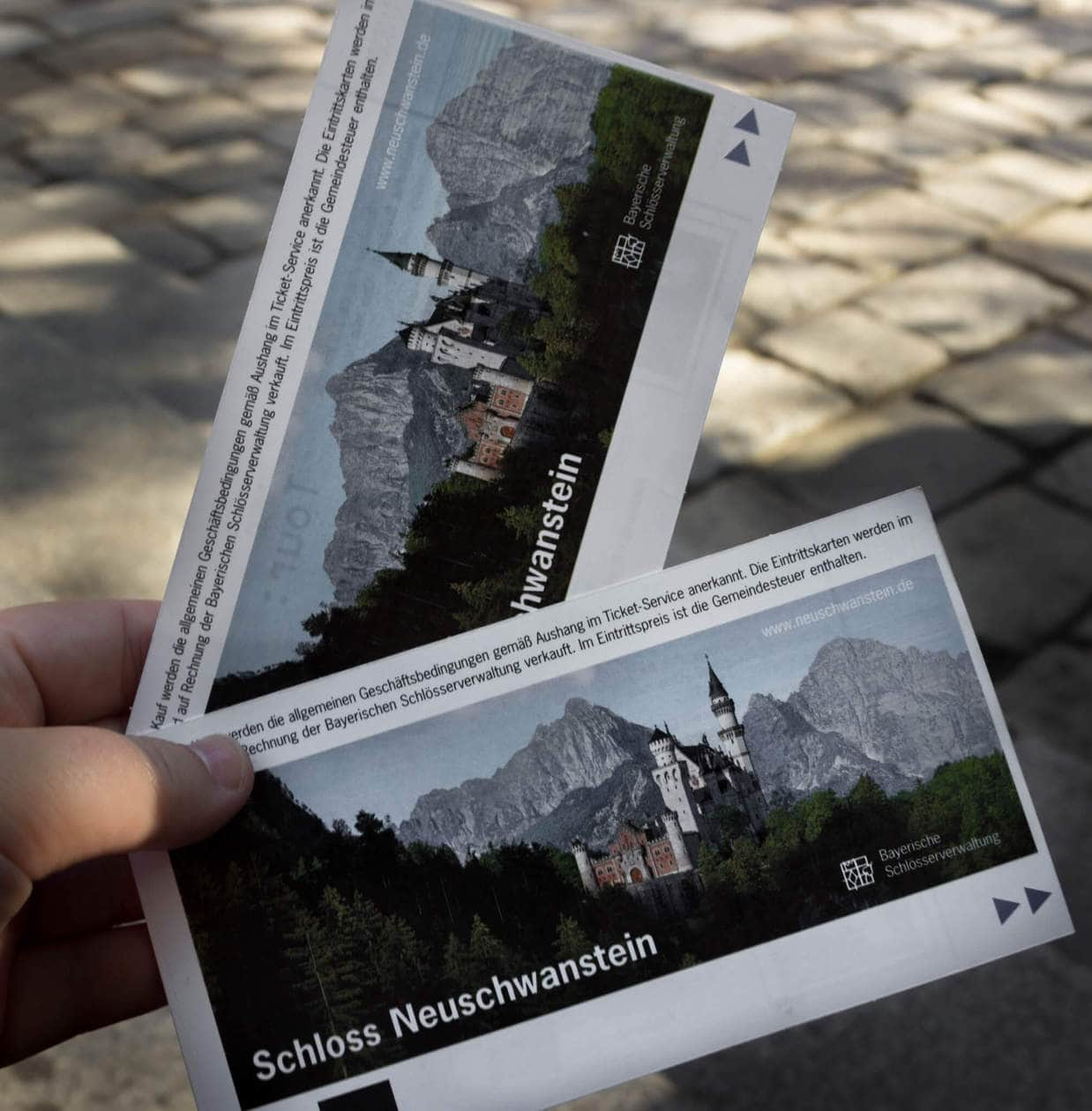 Buy Tickets to Neuschwanstein Castle
