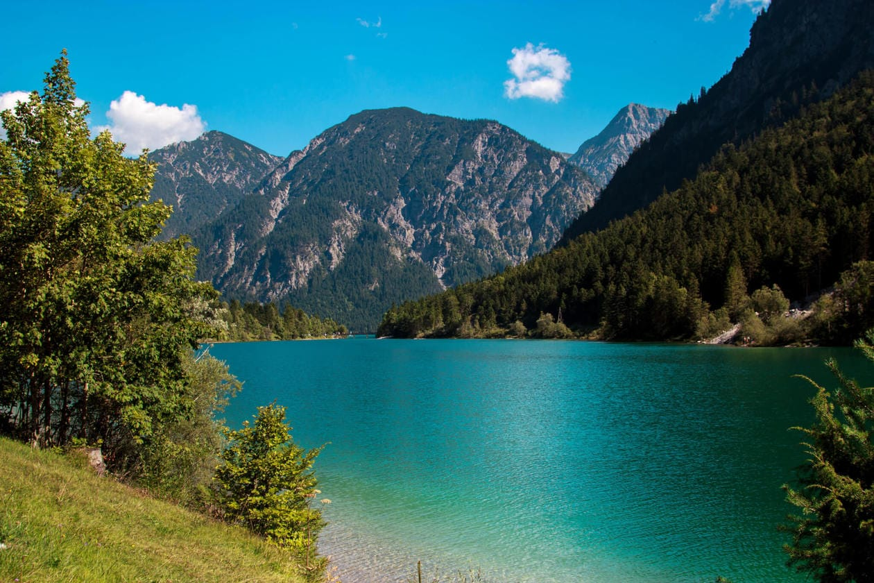 Plansee Lake, Austria
