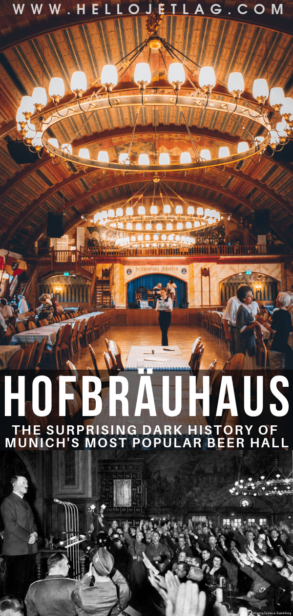 Hofbrauhaus and Hitler